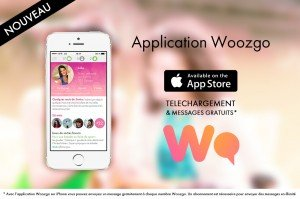 Woozgo : l'application disponible sur iPhone